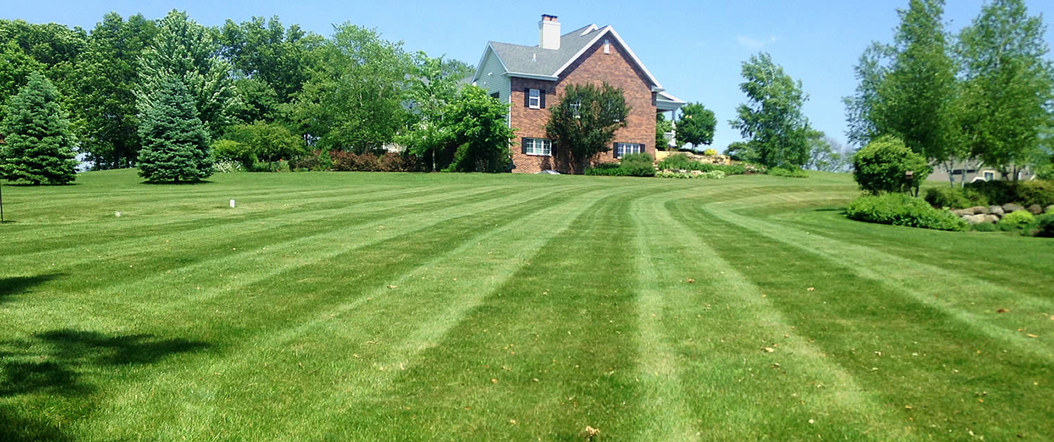 madison residential lawn care