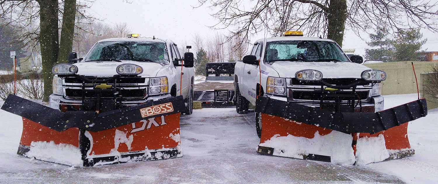 madison residential commercial plowing